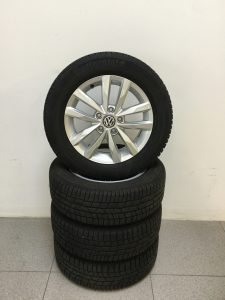 Winterradsatz 16″ Alu VW Touran