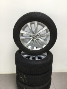 "Winterradsatz 16"" Alu VW Touran"